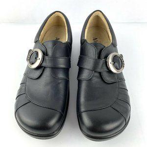 Alegria KHL-601 Khloe Black Nappa Clog 40 10 Shoes